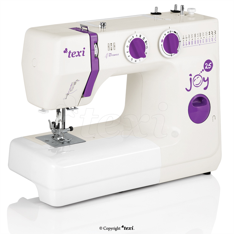 Multifunctional mechanical sewing machine, 25 stitches with extras