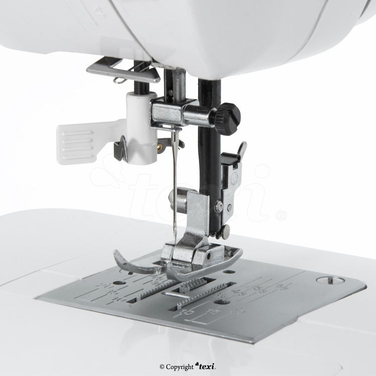 Automatic multifunctional sewing machine, 25 stitches